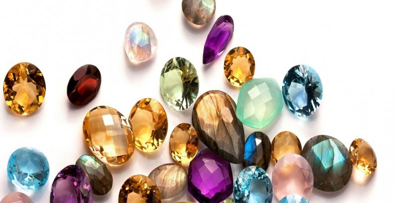 Diamonds were first mined in India...