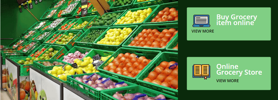 OpenCart Grocery Store Theme features