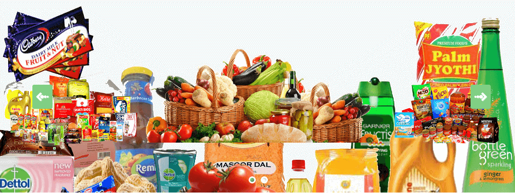 OpenCart Grocery Store Theme
