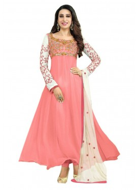 Pink Frock Suit